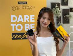 realme FanFest粉絲節來了 新款行動電源與Buds Q無線耳機首發