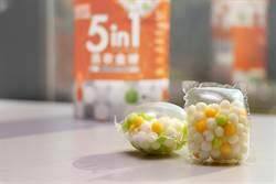 橘子工坊新品洗衣膠囊8月上市 5合一功效更便利