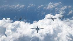B-1與B-2同步出勤 先進轟炸機在印度洋與日本海執行任務