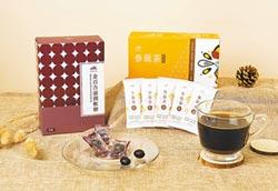 金百合滋潤軟糖、參蕺茶 天華兩大滋補品 守護呼吸系統
