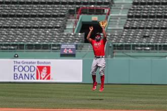 MLB》紅襪送走外野手皮拉 林子偉機會增