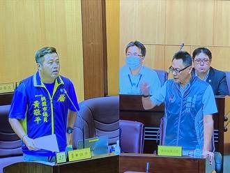 王浩宇違建農舍1年只罰2次 藍議員斥局長「舔王」碰到議員就轉彎