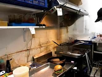 高雄漢堡店爆欠薪、老鼠亂竄 市府介入調查