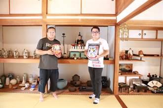 台西「古日本風情」特展 不出國的異國風情