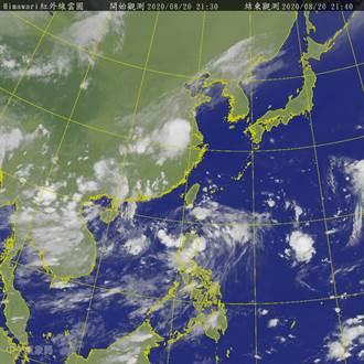 明中南部山區嚴防午後大雨 氣象局曝低氣壓成颱可能