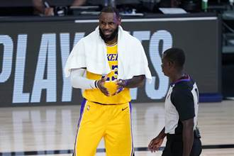 NBA》马布里爆詹皇收买摄影 让髮际线变好看