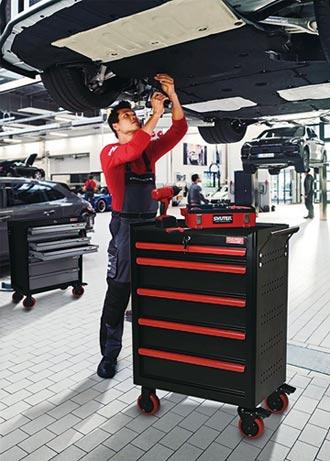 樹德企業推專業工具車