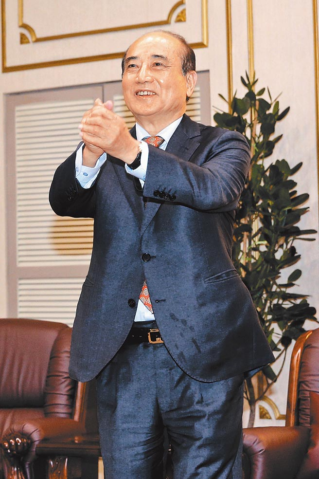 外傳前立法院長王金平將接掌海基會,王昨晚澄清指空穴來風。(本報資料照片)