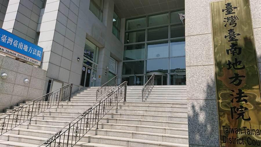 維冠大樓刑事附帶民事案,台南地院判決受災戶獲賠4億5000多萬。(程炳璋攝)