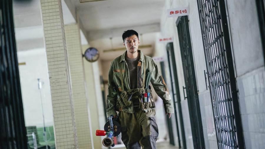 余文樂主演的《怪物先生》將在台上映。(索尼影業提供)