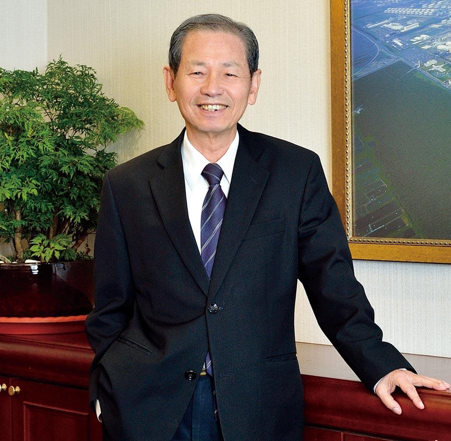 台塑石化董事長陳寳郎,獲台灣化學產業協會(TCIA)2020年傑出領導獎。圖/業者提供