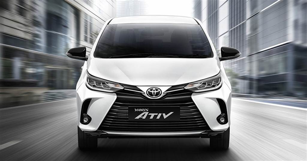 導入 Toyota Safety Sense 主動安全系統,Toyota Yaris/Yaris Ativ 二度小改款泰國亮相