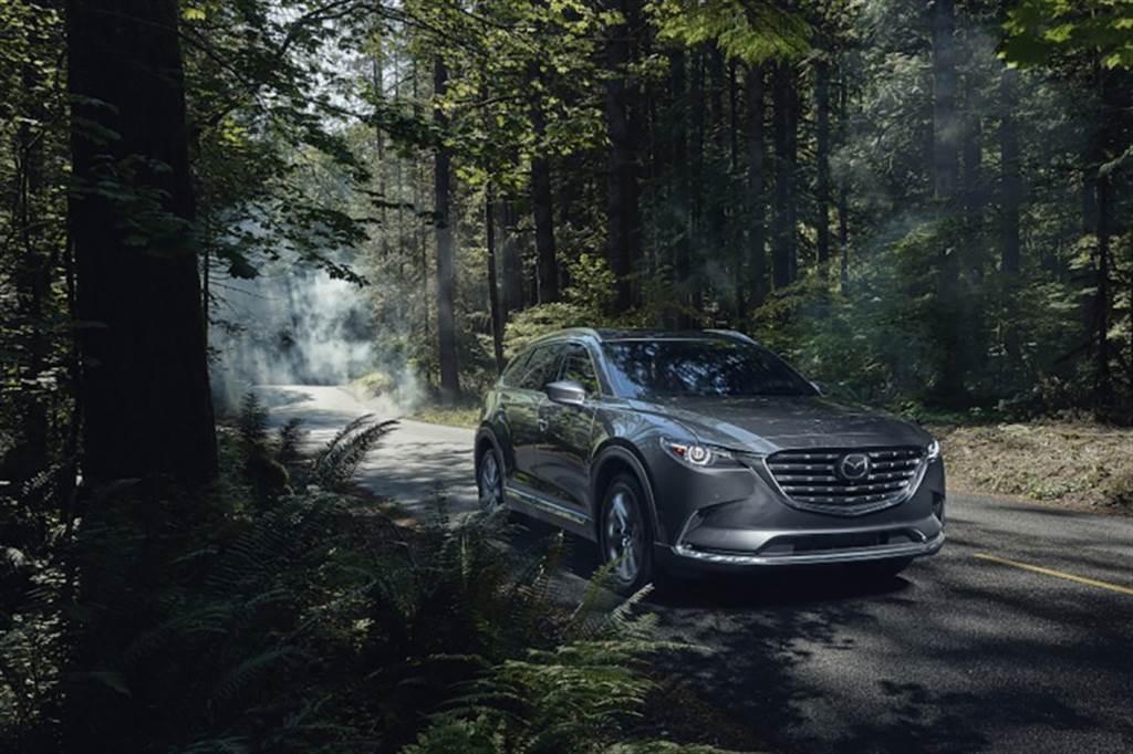 2021 年式樣 Mazda CX-9 亮相、新增 10.25 吋螢幕與新版 Mazda Connect 系統