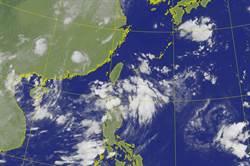 巴威颱風最快周日生成 對流雲系旺盛 今台東、屏東大雨特報