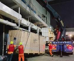 專案貨技術高 運價也高 中菲行疫情間運送70噸印刷設備