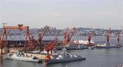 陸第8艘055大驅塗裝 下水快了 艦隊發揮戰力再等5年