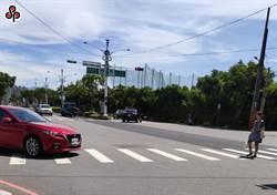 車輛路口未禮讓行人 交部研議重罰6000元