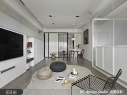 客廳顏色搭配! 8大色系、30組客廳油漆色彩實例,擺脫選色障礙!