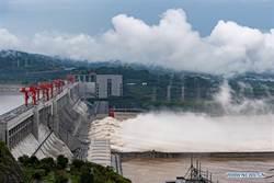 三峽大壩建庫以來最大洪峰平穩過境  削峰率達34.4%
