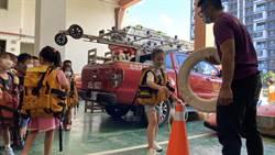 桃市上半年累積9起溺水案件 蘆竹消防加強訓練及宣導