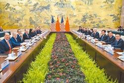 中美對抗降溫 將重啟貿易對話