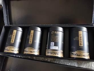 梨山貢茶抓到山寨貨了 高雄倉儲查扣仿冒盒罐