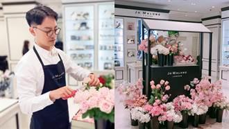 七夕送這個不NG!香水品牌結合英式花店推精緻禮盒