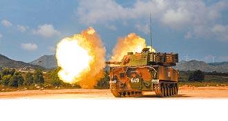 兩棲火炮!東部戰區練新寵