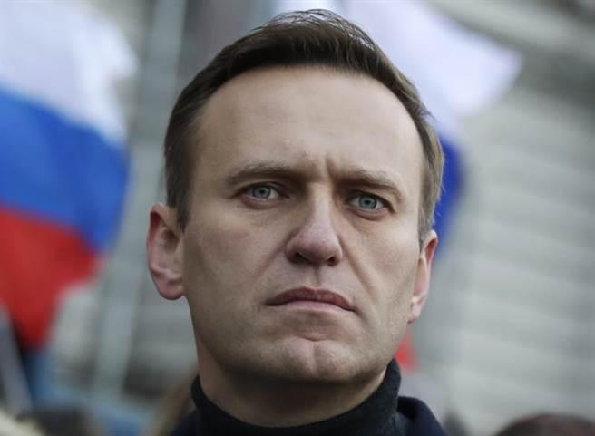 俄羅斯反對派領袖納瓦尼疑似遭下毒後陷入昏迷。(美聯社)