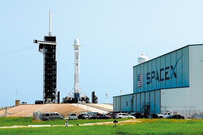 SpaceX成为全球第三大独角兽公司,市值紧追滴滴出行与字节跳动。图/美联社
