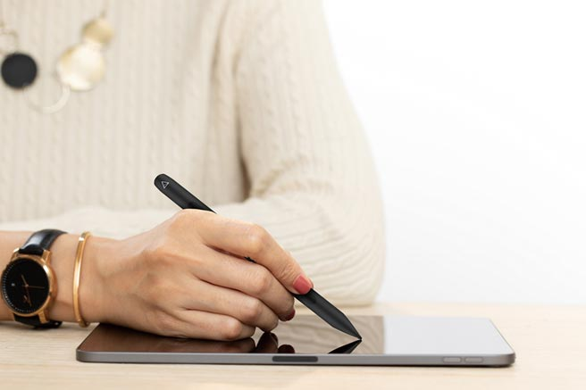 Adonit煥德科技推出Adonit Note-M雙效觸控滑鼠筆。圖/業者提供