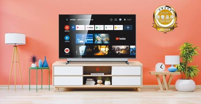 CHIMEI奇美家電的液晶顯示器市占率穩坐國產第一,更領先眾多日韓國際品牌,為消費者帶來多種智慧便利功能。(CHIMEI奇美家電提供)