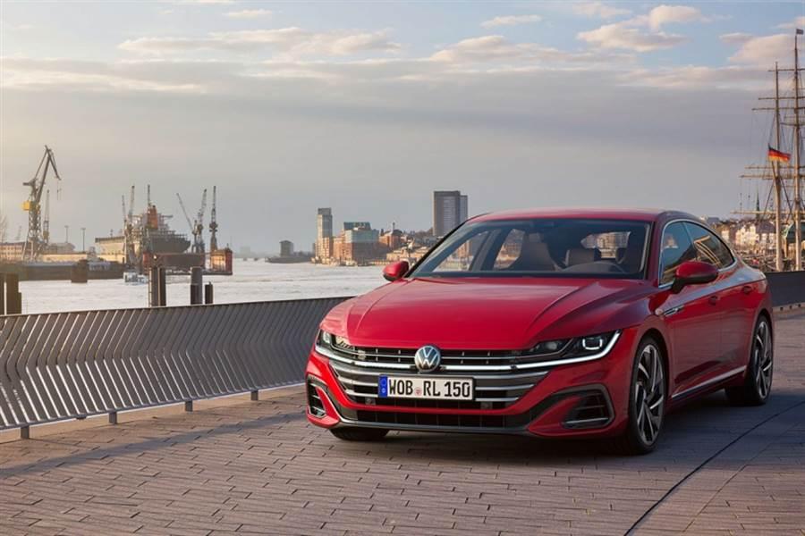 震撼預售價 149.8 萬起四種等級,Volkswagen Arteon Fastback/Shooting Brake 預售活動起跑!