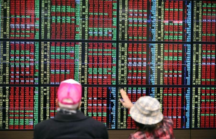 台股電子族群回神,仍吸引大股東、法人、主力群等市場大戶積極回補。圖/本報系資料照片