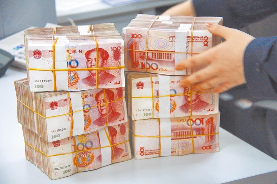 陸股火熱,兩融資金月增2600億人幣。(新華社資料照片)