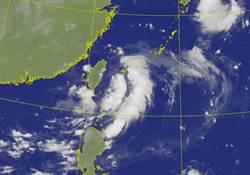 颱風「巴威」最快今生成  外圍環流影響  宜蘭、花蓮大雨特報