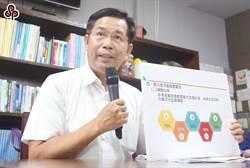 陸生返台沒主張 陳學聖評潘文忠:他是很好的國教署長