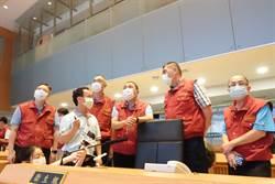 巴威颱風逼近「全面戒備」 新北成立災害應變中心