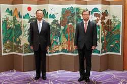 楊潔篪到訪南韓 商定疫情穩定後促習訪韓