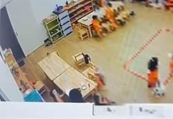 媽媽看監視器發現兒疑似被虐 高雄幼兒園遭教育局調查