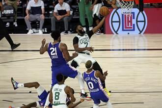 NBA》10比0收尾!塞爾提克逆襲七六人聽牌