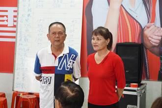 快訊》台中市和平區長補選開票 林蔣雪霞代夫出征失利