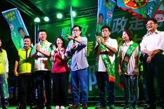 鎮長補選得票率「未達標」 陳其邁恆春演唱會破局