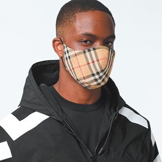 Burberry賣3,600元高級口罩