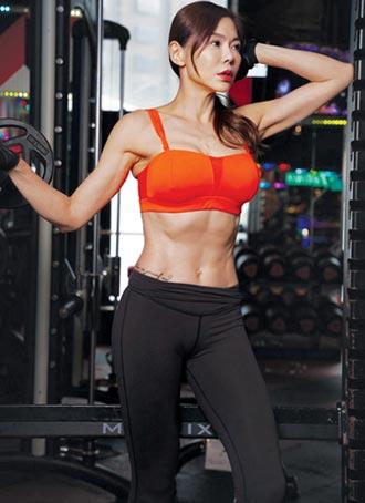 健.康.有.術-透過健身擺脫憂鬱症 Linda成為50歲少女