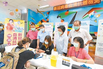 彰化血清抗體調查 25日如期公布