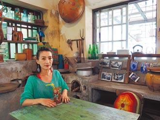 藝術家返鄉 老屋變身美學咖啡屋