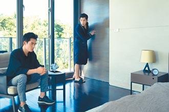《腦波小姐》飾兩角張書豪自我催眠當總裁