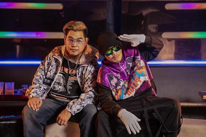 黃明志推出新歌〈不要去Club〉致敬羅百吉。(亞洲通文創提供)