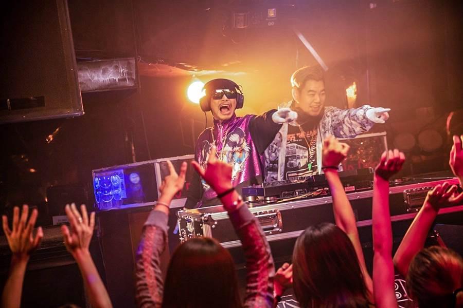 黄明志推出新歌〈不要去Club〉。(亚洲通文创提供)
